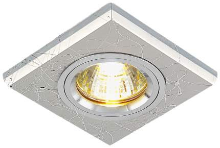 Встраиваемый точечный светильник Elektrostandard 2080 MR16 SL В Серебро a031551