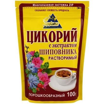 Цикорий Здоровье шиповник 100 г