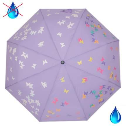 Зонт-автомат Flioraj 210714 FJ фиолетовый