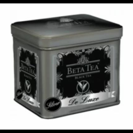 Чай черный листовой Beta Tea де люкс серебряный 100 г
