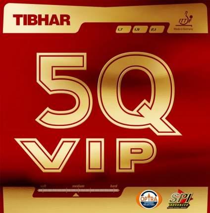 Накладка для ракетки Tibhar 5Q VIP черная 2.1