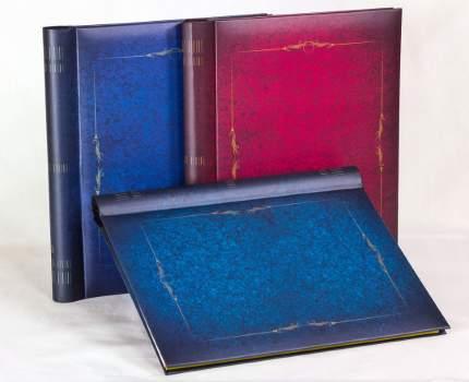 """Фотоальбом """"Классика"""" однотонный на 40 магнитных страниц 23х28 см"""