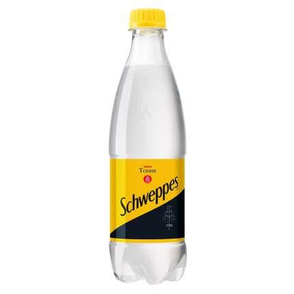 Тоник Schweppes индиан пластик 0.5 л