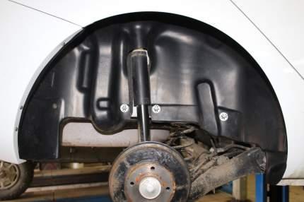 Подкрылок TOTEM для Lada Vesta седан 2015, задний левый