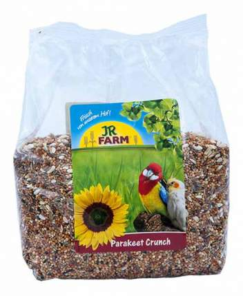 Корм для длиннохвостых попугаев JR Farm 1 кг