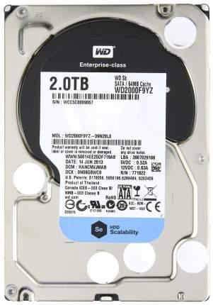 Внутренний жесткий диск Western Digital 2TB (WD2000F9YZ)