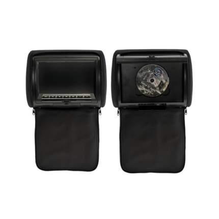 Подголовник с монитором ERGO Electronics ER900HD (черный)