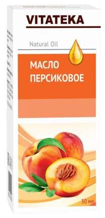 Масло для лица Vitateka Персиковое 30 мл