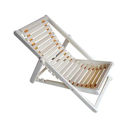 Кресло-шезлонг на ленте Лесодар, на ленте 1450х600х70мм