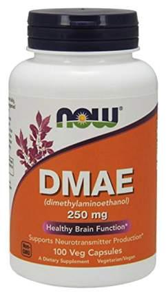 DMAE NOW DMAE 100 капс. натуральный