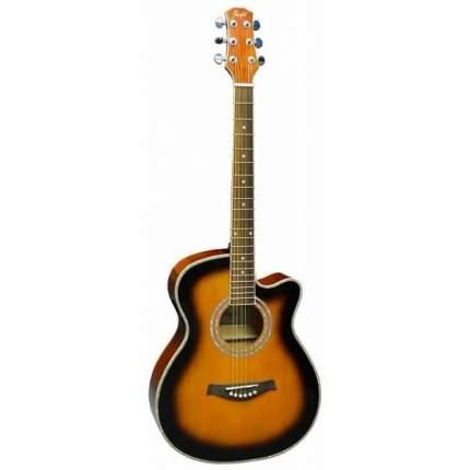 Акустическая гитара FLIGHT F-230C SB