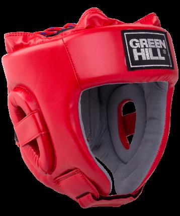 Шлем Green Hill открытый Training HGT-9411, красный (M)