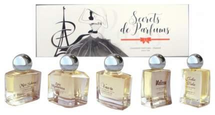 Парфюмерный набор Charrier Parfums Secrets De Parfums 5 шт
