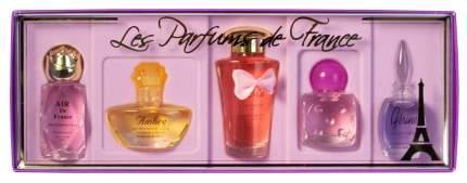 Парфюмерный набор Charrier Parfums Les Parfums de France 5 шт