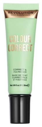Основа для макияжа Revolution Makeup Correct & Fix Primer 28 мл