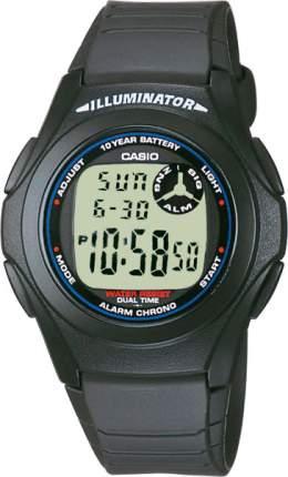 Наручные часы электронные мужские Casio Collection F-200W-1A