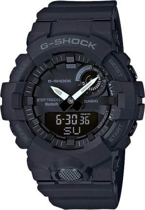 Японские спортивные наручные часы Casio G-SHOCK GBA-800-1A с хронографом