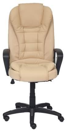 Кресло руководителя TetChair Baron, бежевый