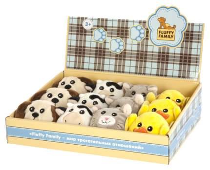 Мягкая игрушка животное Fluffy Family Домашние Круглики 681246 в ассортименте