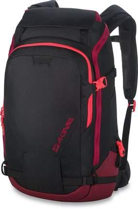 Рюкзак для лыж и сноуборда Dakine Women's Heli Pro DLX, black, 24 л