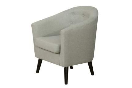 Кресло для гостиной Hoff Джон, серый