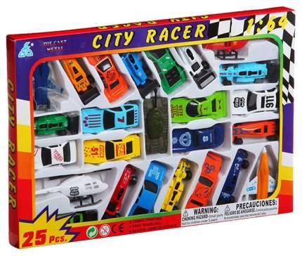 Наборы игрушечного транспорта Global Way Shares Motor Wheels 25 машин