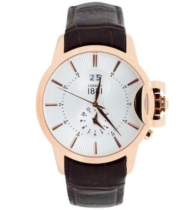 Наручные часы кварцевые мужские Cerruti 1881 CRA075C273B