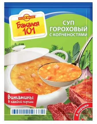 Суп Бакалея 101 Русский Продукт гороховый с копченостями 65 г