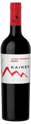 Вино Kaiken Reserva Cabernet Sauvignon 2014