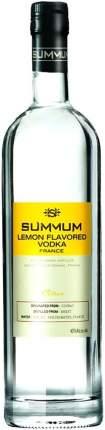 Водка Summum Lemon Flavored 0.5 л