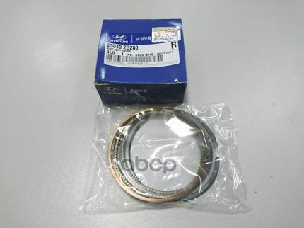 Кольца поршневые Hyundai-KIA 230402G200