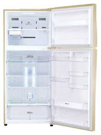 Холодильник LG GC-M432HEHL Beige