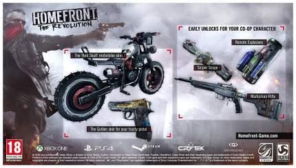 Игра для PlayStation 4 Homefront: The Revolution