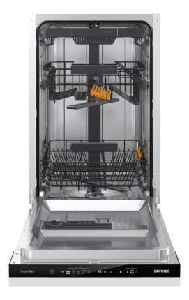 Встраиваемая посудомоечная машина 45см GORENJE MGV5511