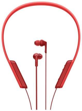 Беспроводные наушники Sony MDR-XB70BT Red