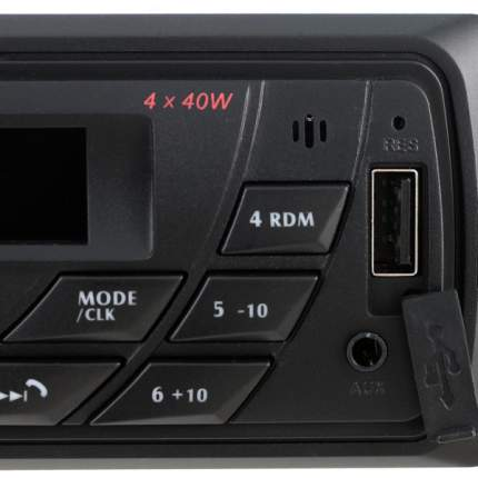 Автомобильная магнитола Soundmax SM-CCR3058F
