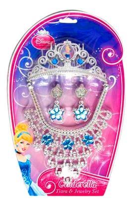 Принцессы 82410 набор из 3-х украшений золушка