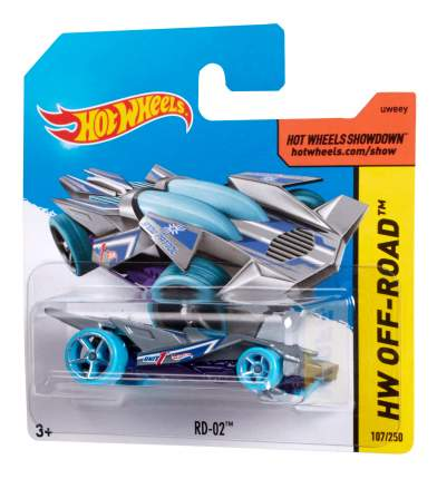 Машинка Hot Wheels RD-02 Vehicle 5785 CFK56