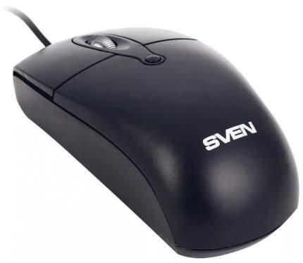Мышь проводная SVEN RX-160 черный