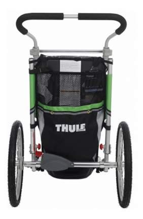 Коляска-велоприцеп Thule Chariot Cheetah 1 зеленая