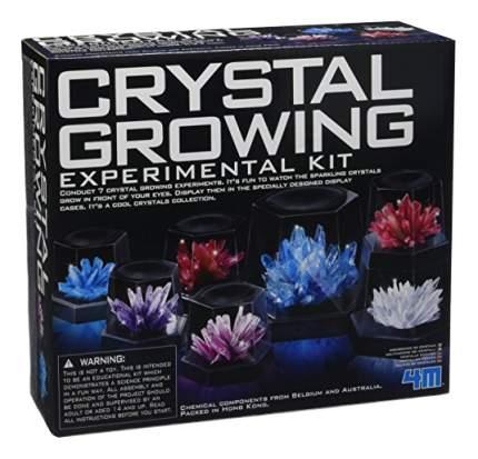 Набор для выращивания кристаллов 4M Удивительные Кристаллы
