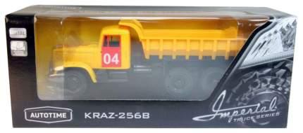 Коллекционная модель Autotime KRAZ-256B аварийная служба