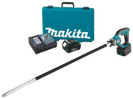Аккумуляторный уплотнитель для бетона Makita DVR450RFE