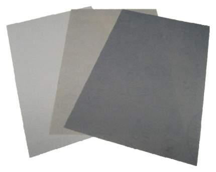 Водостойкая абразивная бумага Unigrit Finishing Papers 14х23 см P2000 25 листов S2025