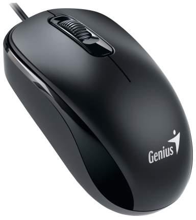 Проводная мышка Genius DX-110 Black (31010116106)