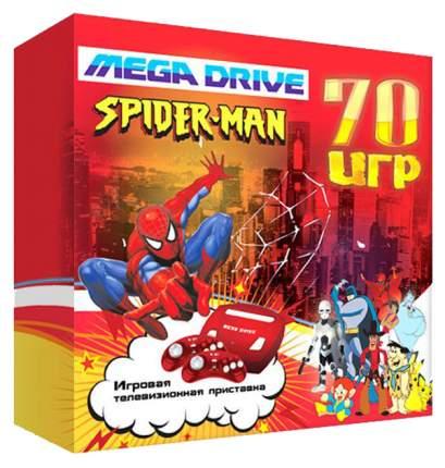 Игровая приставка Simba's Mega Drive Spider Man + 70 игр