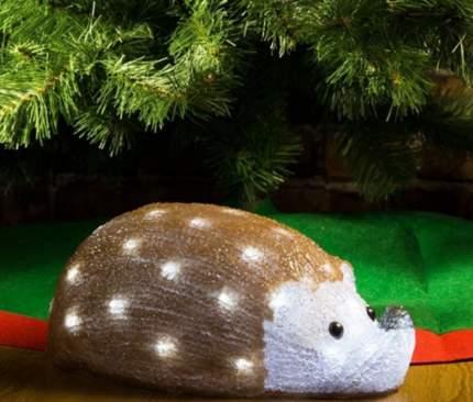 Kaemingk Ежик светящийся, 34 см, уличный, акрил, 40 холодных белых ламп, IP44 9492176