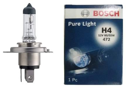 Лампа галогенная Bosch 55W H4 1987302041