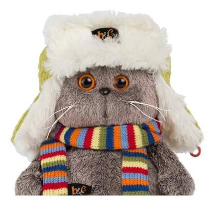 Мягкая игрушка BUDI BASA Басик в Зимней Шапке Ks19-033