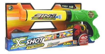 Ружье водное X-Shot HYDRO3 Bomb ZURU